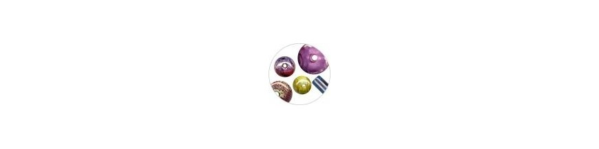 bolas bicolor